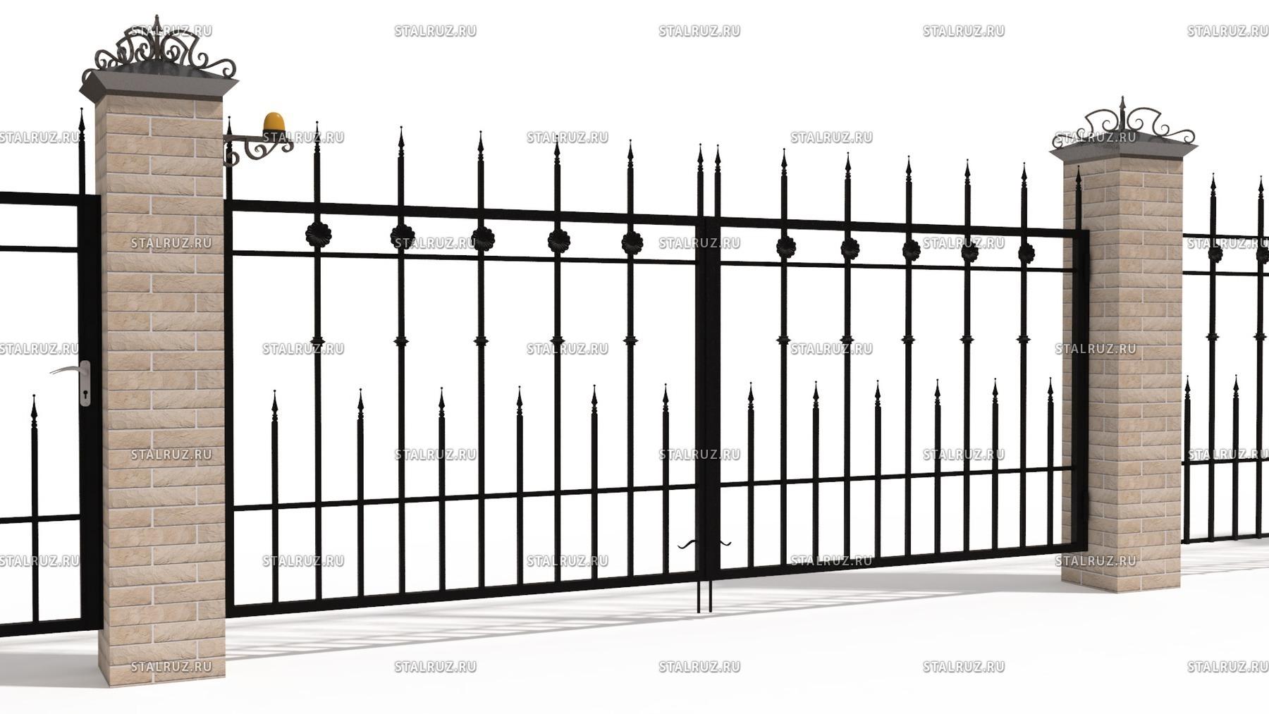 Ворота распашные сварные купить ворота раздвижные на рельсе